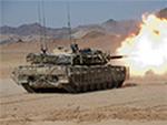 Leopard 2A6M MBT