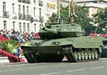 Leopard 2A6E MBT