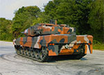 Leopard 2 HEL MBT