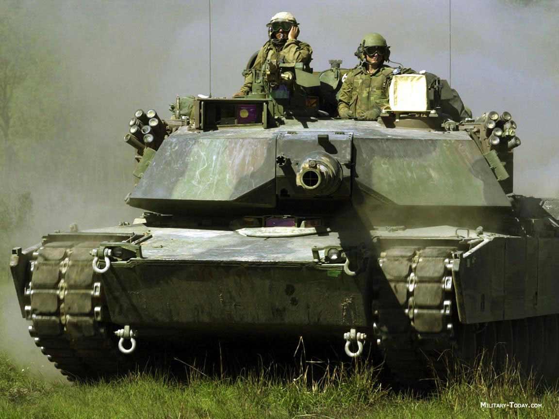 abrams tank vs tiger - photo #49