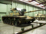 M60 Patton MBT
