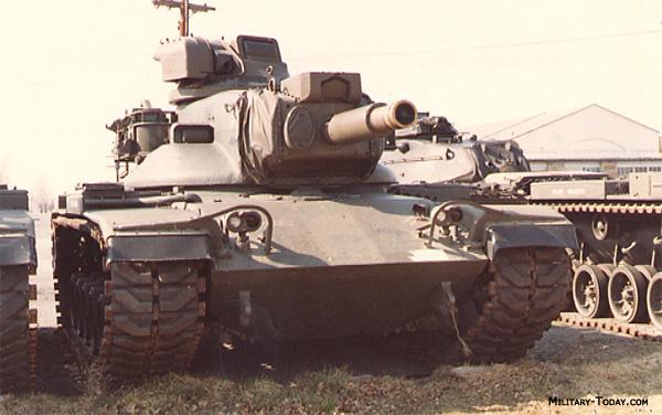 M60A2 MBT