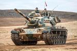 Turkish M60A3 tank