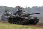 M60A3 tank