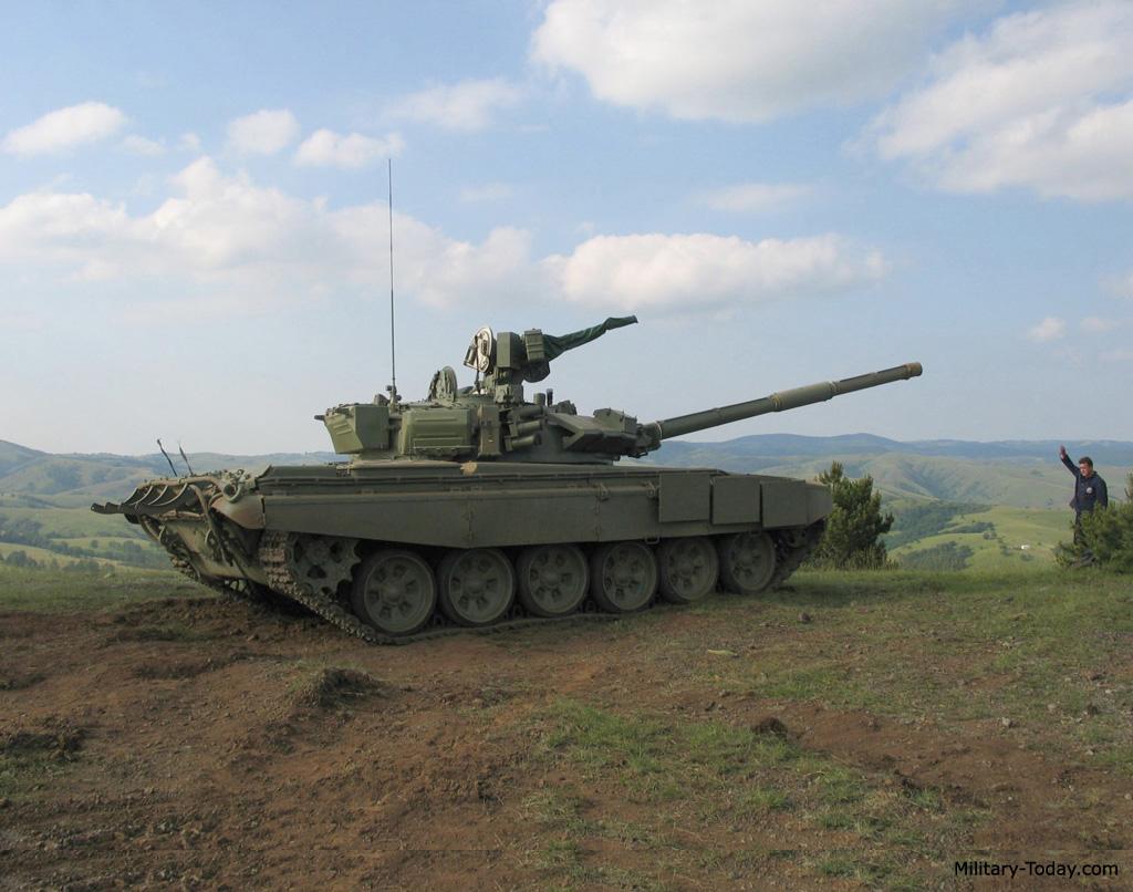 M-84AB1 MBT