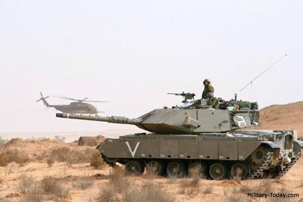 Magach 6 7 M60 main battle tank technical data sheet ...