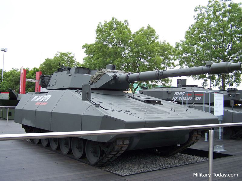 Marder light tank