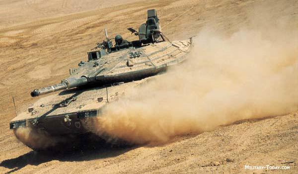 افضل 10 دبابات قتال رئيسي في العالم! Merkava_mk4_l2