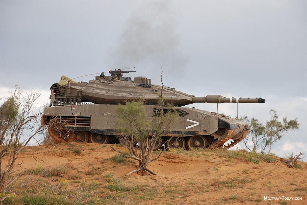 OPLOT-M الدبابة الاوكرانية الاولي Merkava_mk4_l4