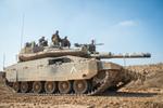 Merkava Mk.4 Meil Ruach tank
