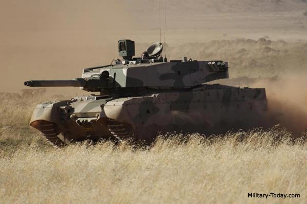 اسماء دبابات كل دول العالم - صفحة 2 Olifant_mk2