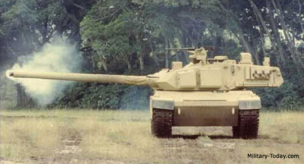 Osorio MBT