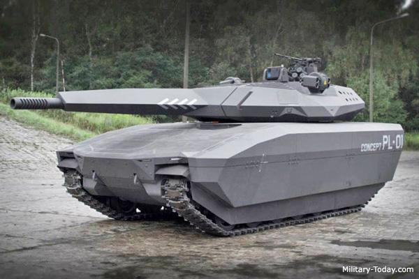 PL-01 tank