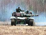PT-91 Twardy MBT