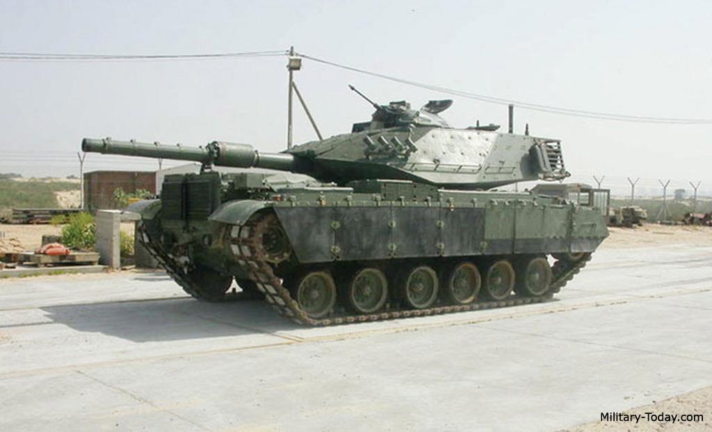 دبابة صبرا الاسرائلية Sabra_l3