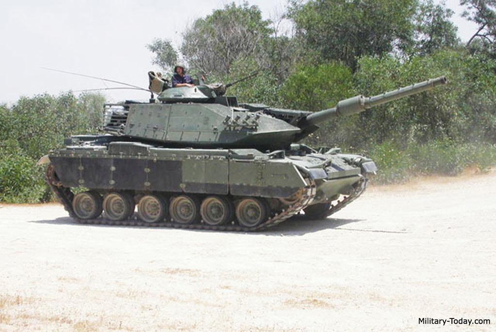 دبابة صبرا الاسرائلية Sabra_l4