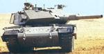 Sabra Mk.1 MBT