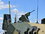 2S25M Sprut-SDM1 airborne light tank