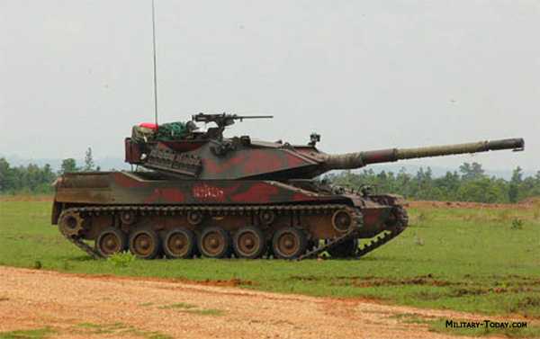 Stingray light tank
