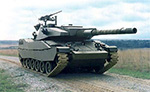 Stingray II light tank