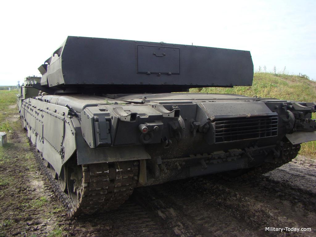 3D asset T95 Black Eagle tank  CGTrader