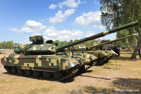 T 64B1M Main Battle Tank Military Todaycom