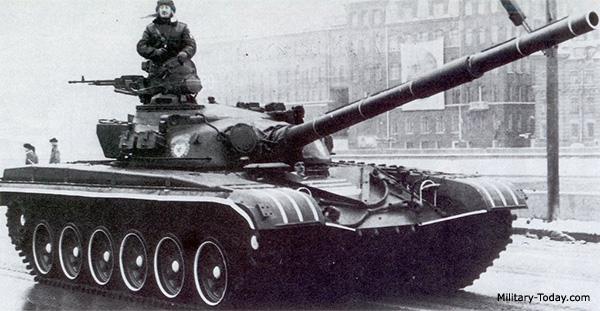 T-72 MBT