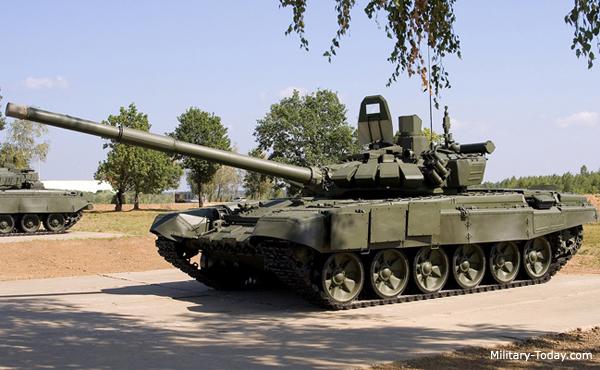 Resultado de imagen para T-72B3M,