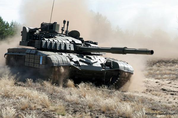 T-72M2 Moderna