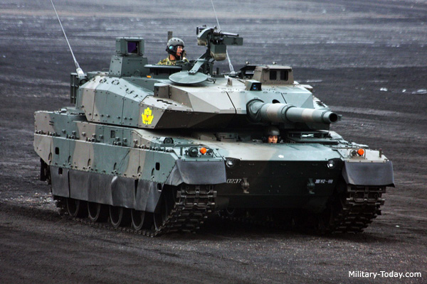 Type 10 Main Battle Tank | Military-Today