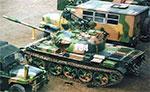 Type 62 light tank