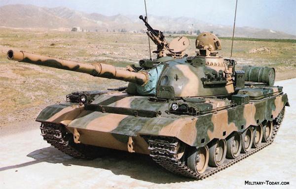 Type 80 MBT