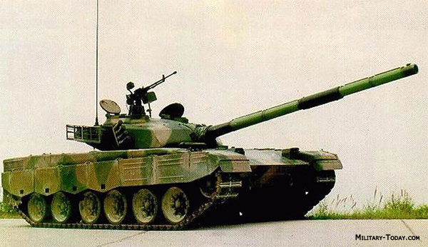 Type 90-II MBT