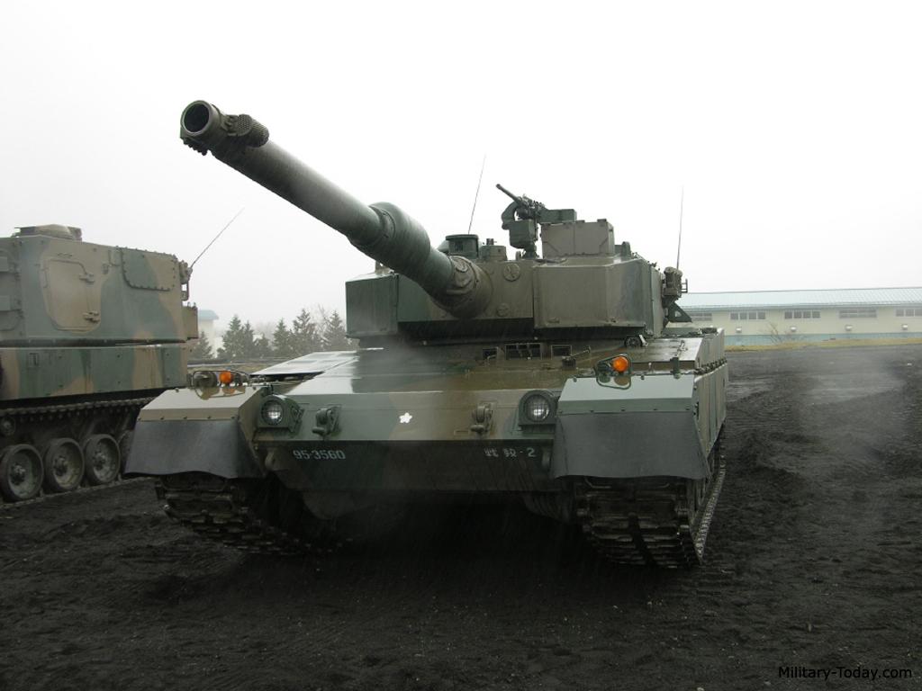5cfa0a362ffc Type 90 Main battle tank