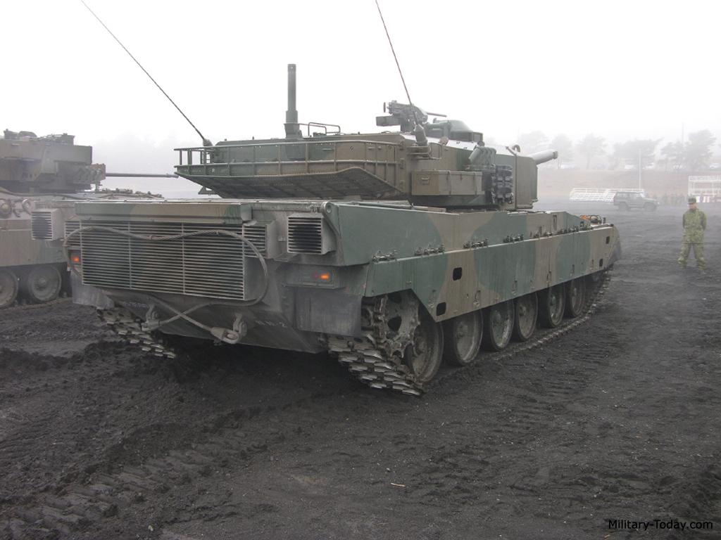 Type 90 tank