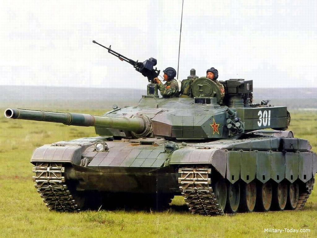 Type 99 Main battle tank