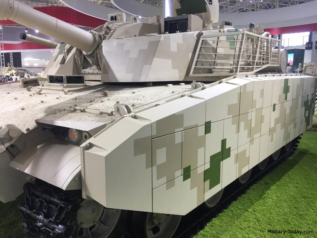 VT5 tank