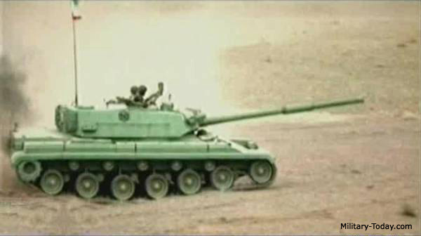 Zulfiqar 1 MBT
