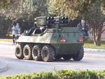 Chinese 8x8 ATV