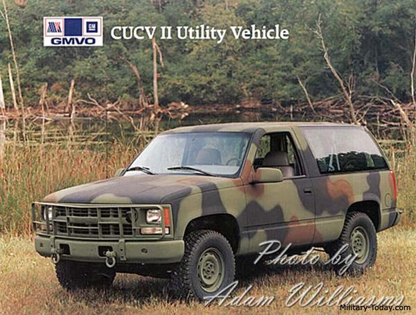 Cucv Ii Light Utility Vehicle Military Today Com