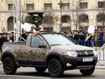 Dacia Duster Army