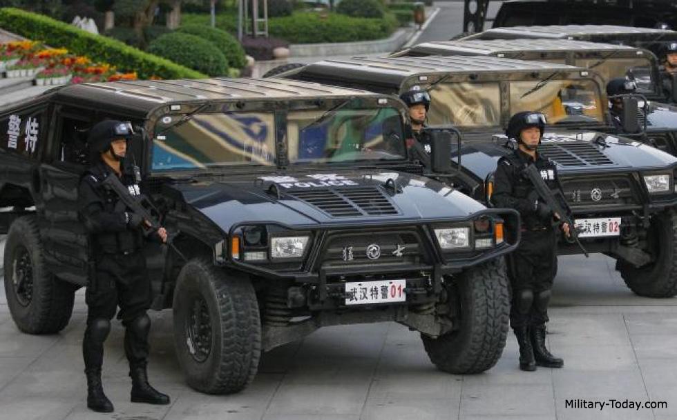 Dongfeng EQ2050