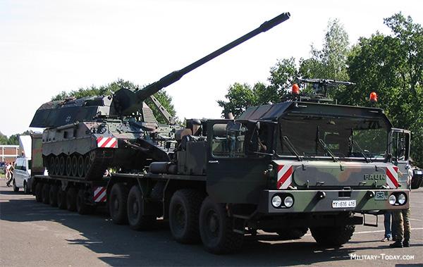 Faun FS 42.75/42