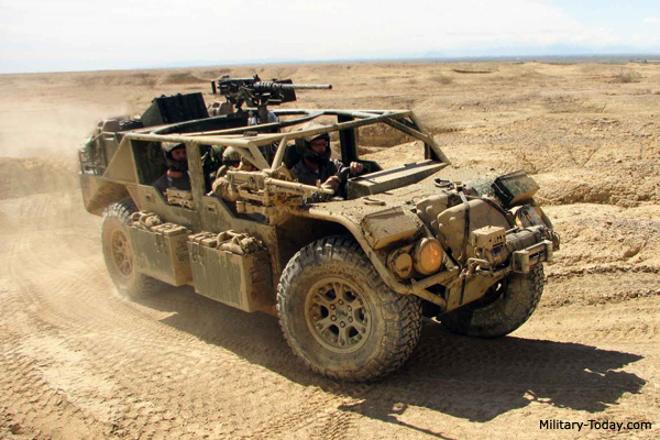 Flyer Light Special Forces Vehicle Military Today Com