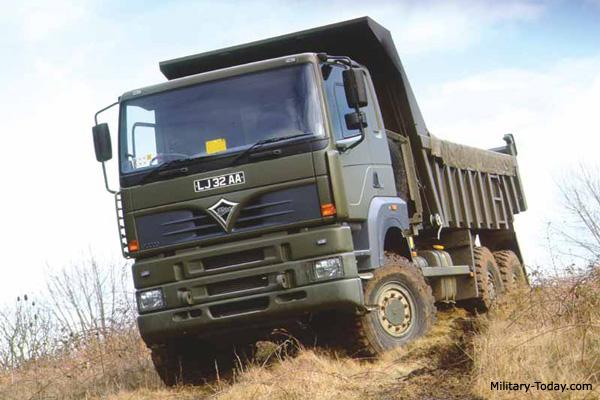 Foden Medium Dump Truck
