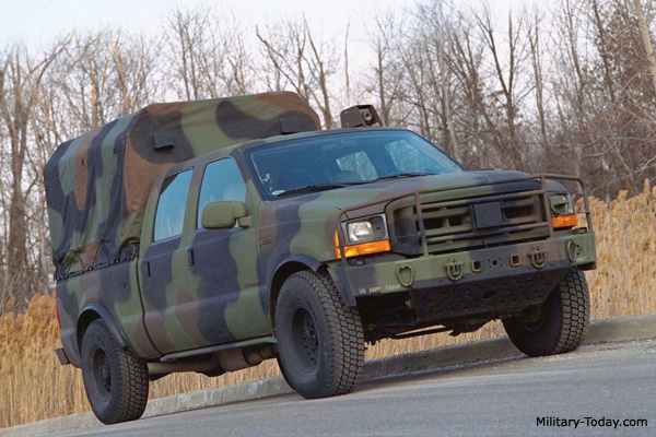 Ford F350 Light Utility Vehicle Military Today Com