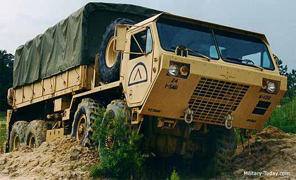 HEMTT military truck, top 10 military trucks in the world