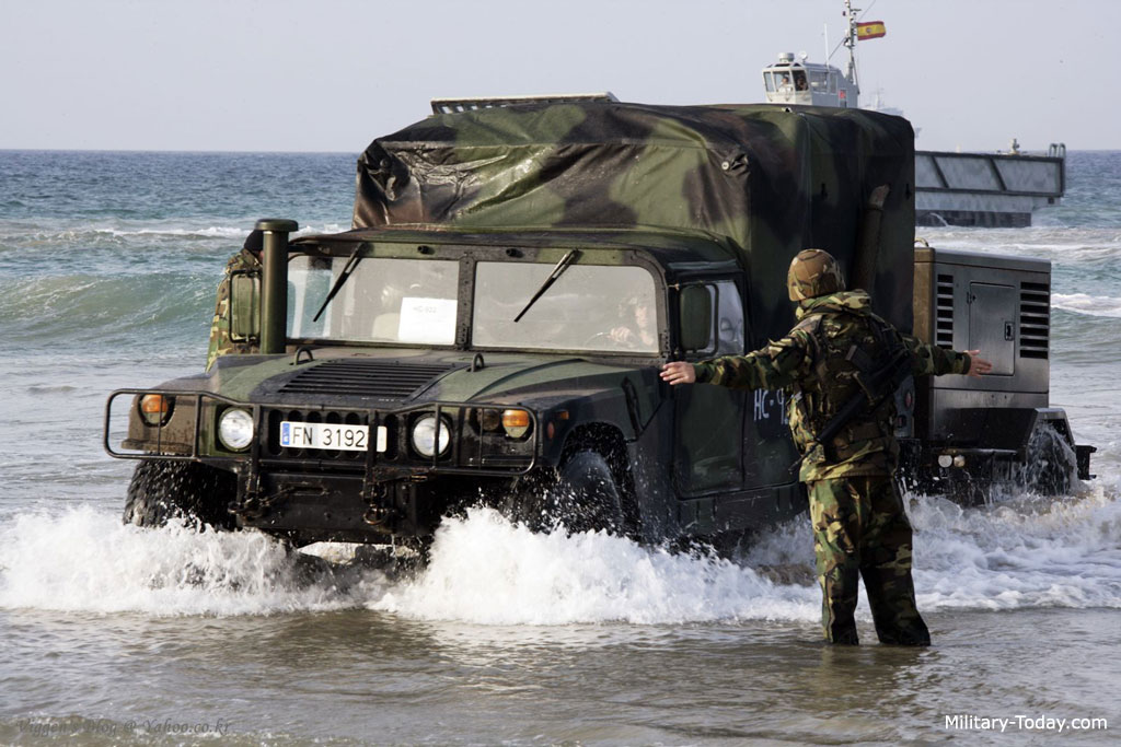 Воени теренски возила Hmmwv_l5