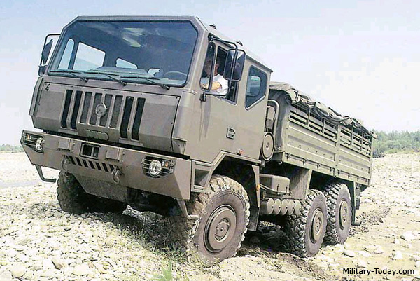 IVECO M250, top ten military trucks