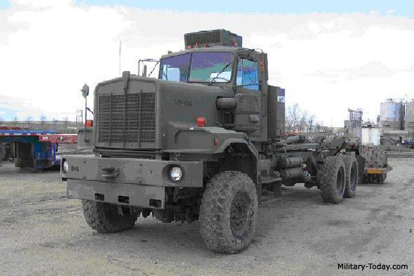 Kenworth C500